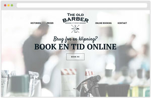 The Old Barber