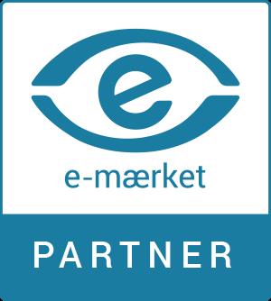e-mærket Logo - ATAK partnerskab