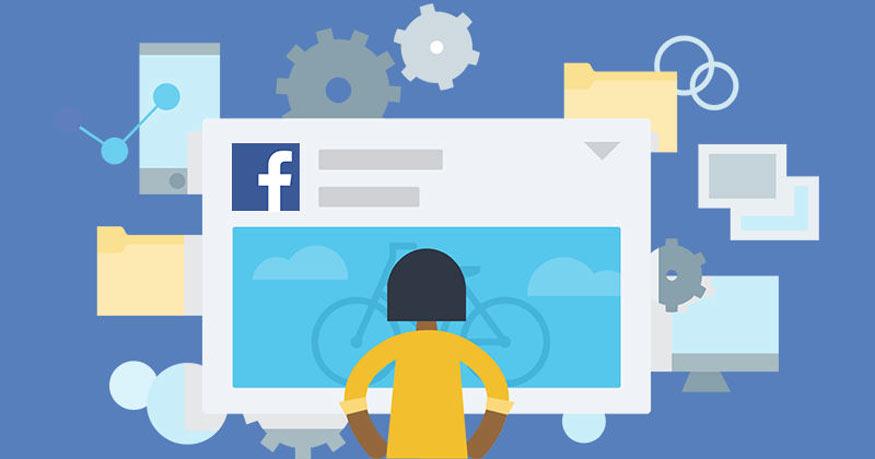 Facebook feed opdatering