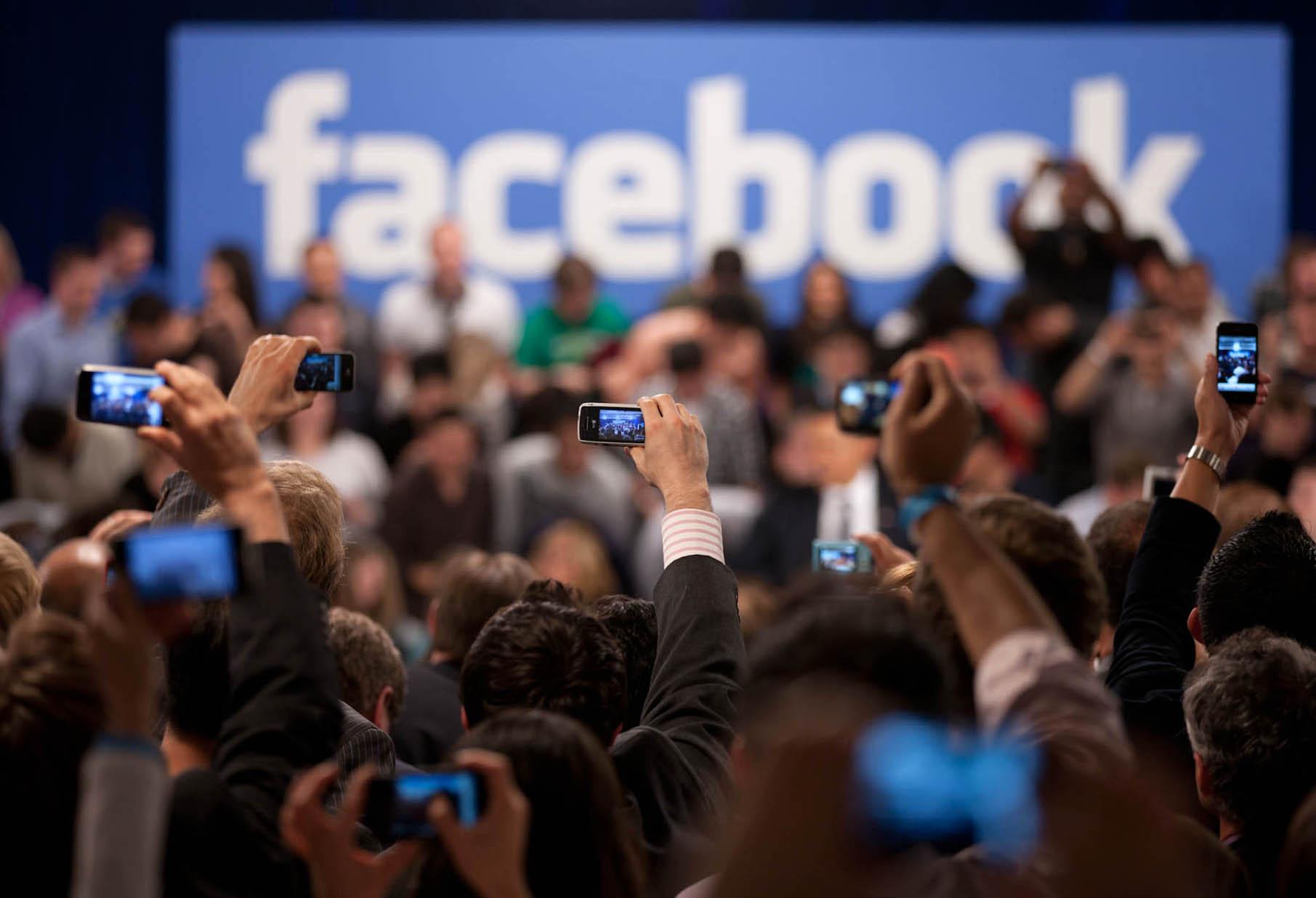 facebook konkurrencer